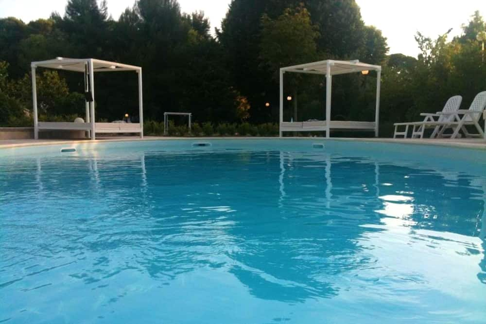 Apartment With 2 Bedrooms in Selva di Fasano, With Shared Pool and Wifi - 9 km From the Beach