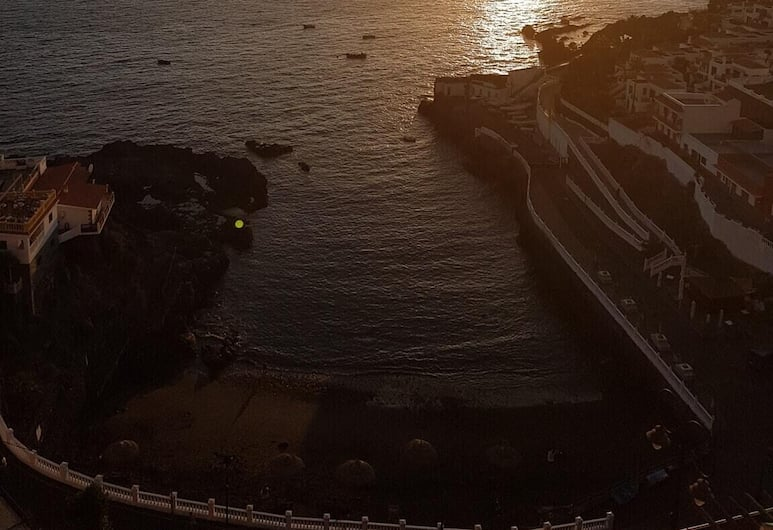 Apartment With one Bedroom in Santiago del Teide, With Wonderful sea View, Balcony and Wifi - 50 m From the Beach, Santiago del Teide