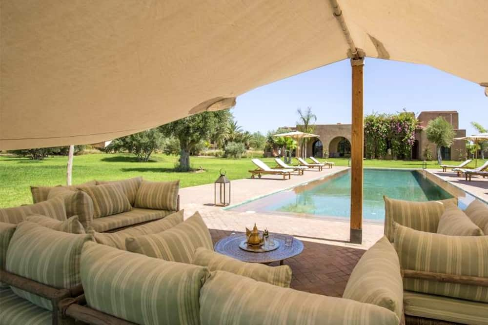 Villa With 6 Bedrooms in Marrakech, With Private Pool, Terrace and Wifi