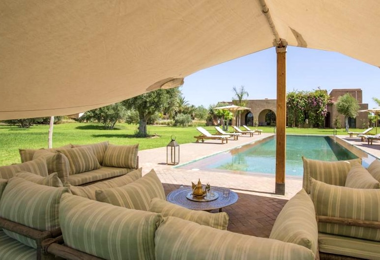 Villa With 6 Bedrooms in Marrakech, With Private Pool, Terrace and Wifi, Marrakech