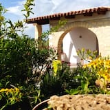 House With 2 Bedrooms in Balestrate, With Wonderful Mountain View, Furnished Garden and Wifi - 1 km From the Beach