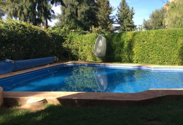 Villa With 3 Bedrooms in Marrakech, With Private Pool, Terrace and Wifi, Marrakech