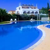 Apartment With one Bedroom in Martil, With Wonderful sea View, Shared Pool and Balcony