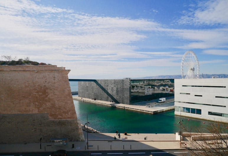 Studio in Marseille, With Furnished Balcony and Wifi - 2 km From the Beach, Marselis, Balkonas