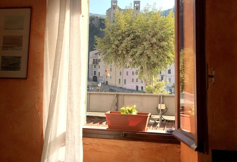 Studio in Dolceacqua, With Wonderful City View and Wifi - 10 km From the Beach, Dolčeakva, Panoraminis vaizdas