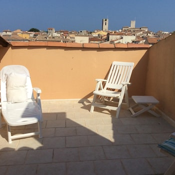 Picture of Apartment With 2 Bedrooms in Antibes, With Wonderful City View, Furnished Terrace and Wifi - 600 m From the Beach in Antibes