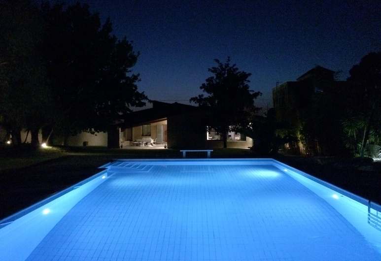House With 4 Bedrooms in Roitika, With Wonderful sea View, Private Pool, Enclosed Garden - 300 m From the Beach, Patras, Pool