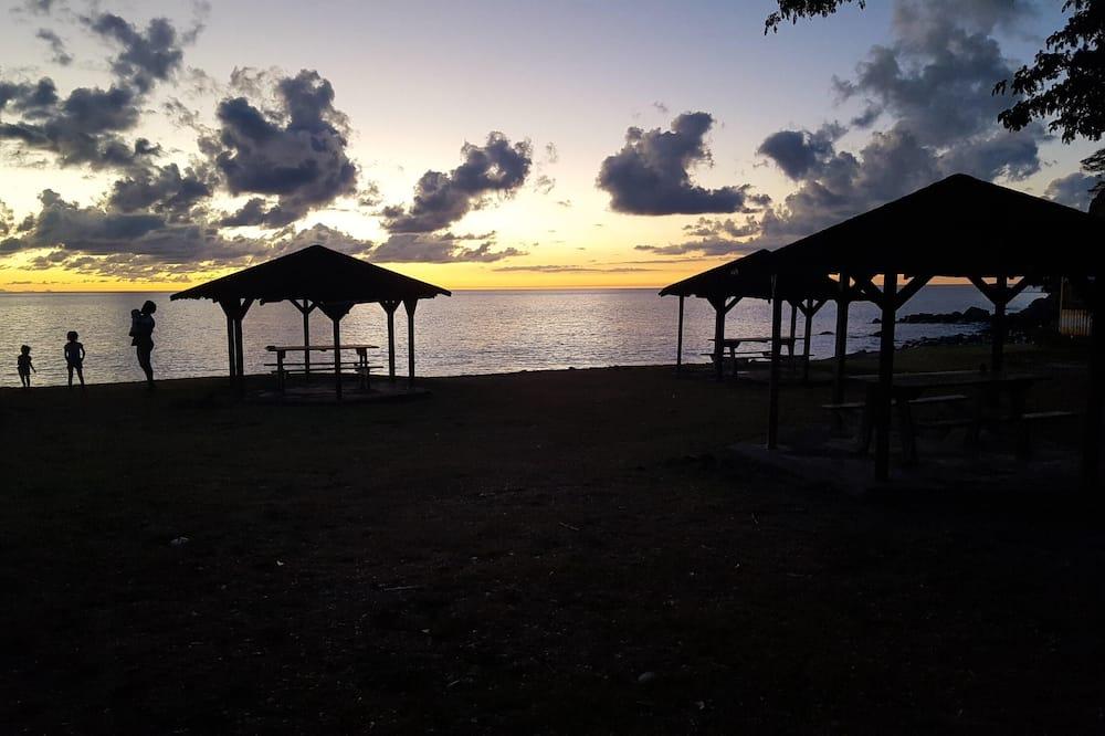 Huis, Uitzicht op zee - Kamer