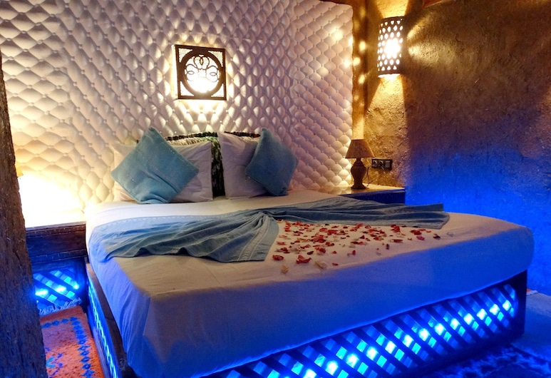 Villa With 11 Bedrooms in Marrakech, With Wonderful City View, Private Pool, Furnished Terrace, Marrakech, Villa, vaade basseinile, Tuba