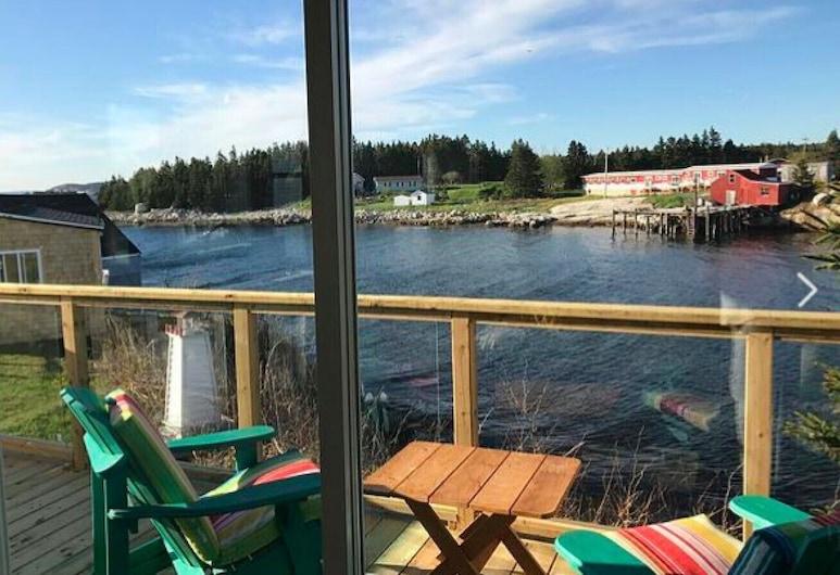 The Sunfish Cottage - Nova Scotia, Indian Harbour, Balkon