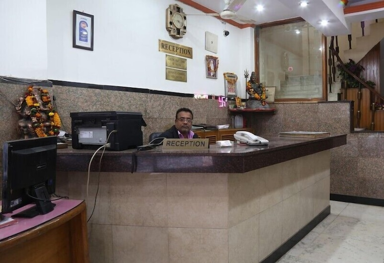 Hotel Delhi Regency, Yeni Delhi, Resepsiyon