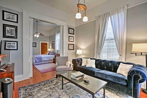 歴史的なニューオーリンズアパート。フレンチクォーターまで10分/