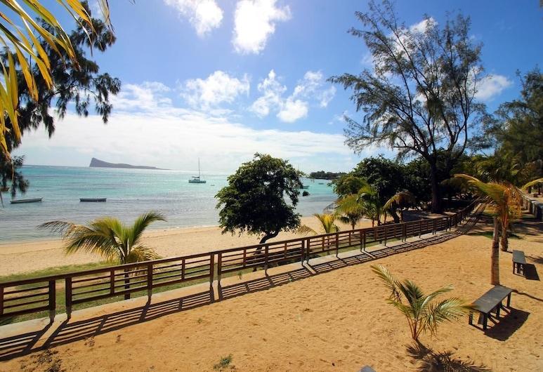 Residence du Recif, Grand-Baie, Playa