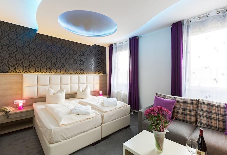 Bavaria Hotel Superior, Stuttgart, Quarto Triplo Superior, Quarto