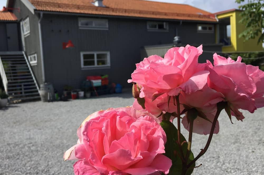 Habitación familiar - Vista al jardín