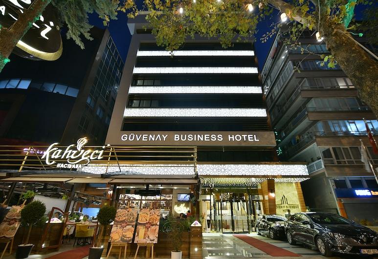 جوفيناي بيزنس هوتل, أنقرة, واجهة الفندق