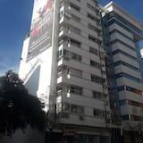 Hotellfasad
