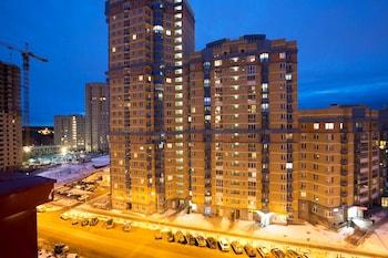 葉卡捷琳堡埃塔海每日齊奧爾科夫斯基 - 飛行公寓酒店的圖片