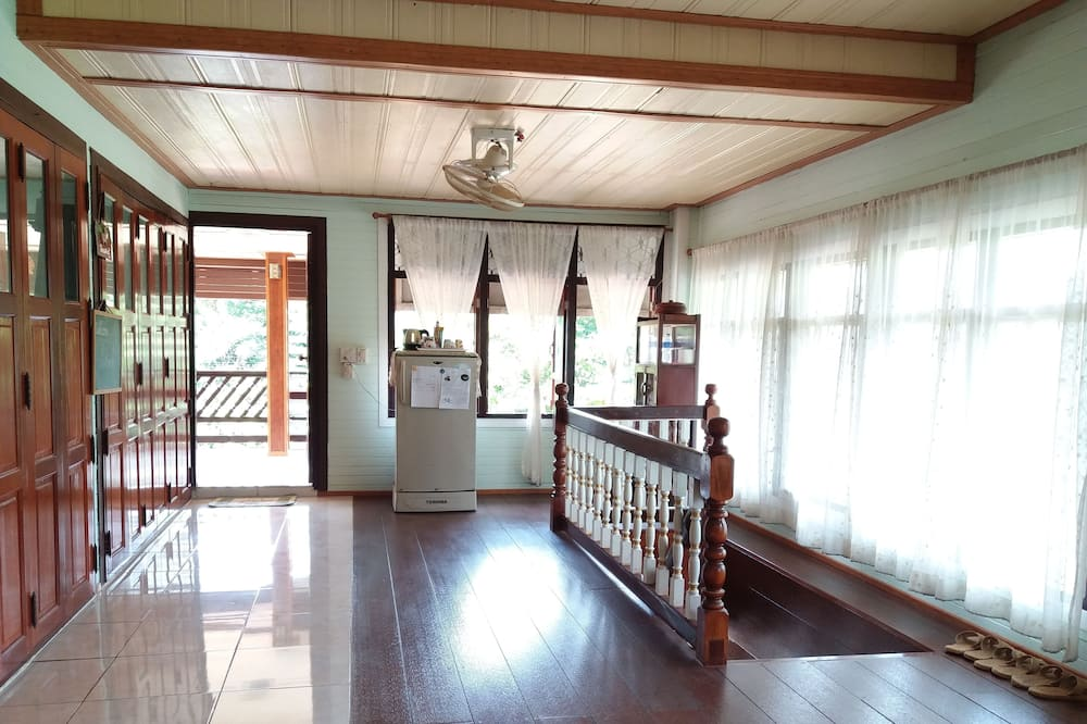 Family Room, Terrace, River View - Living Room