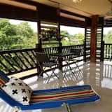 Family Room, Terrace, River View - Terrace/Patio