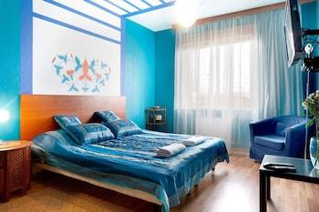 葉卡捷琳堡埃塔海每日馬希尼斯托夫公寓酒店的圖片