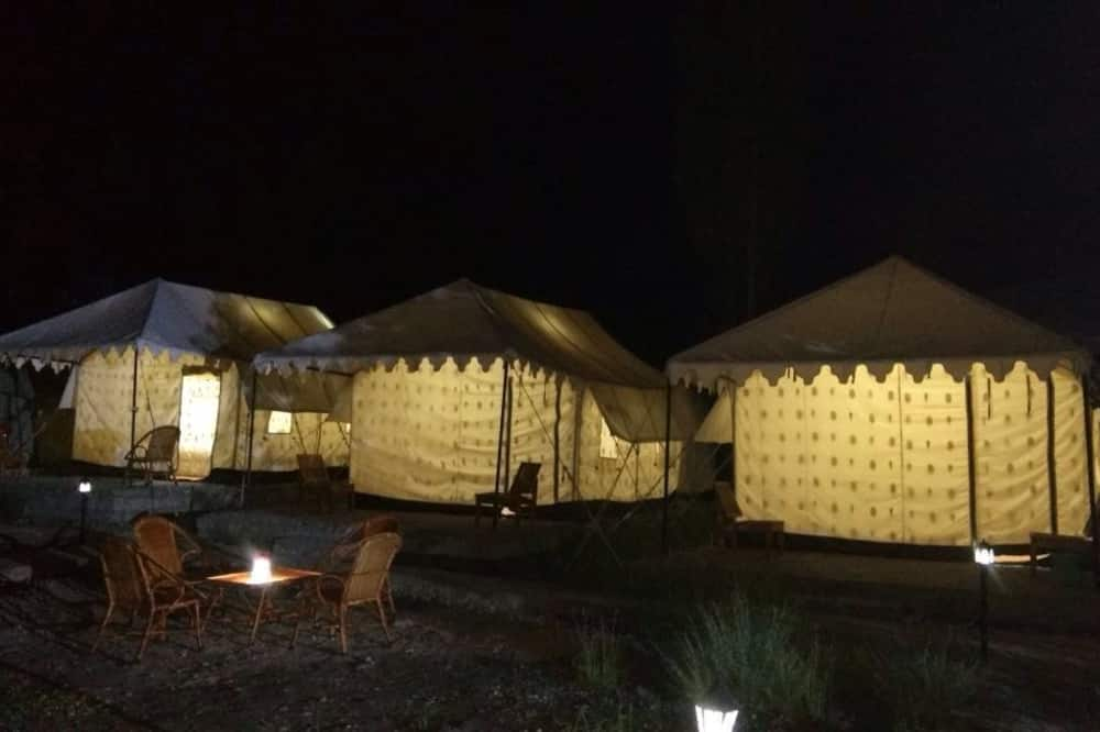 Sun and Sand Camp, Leh