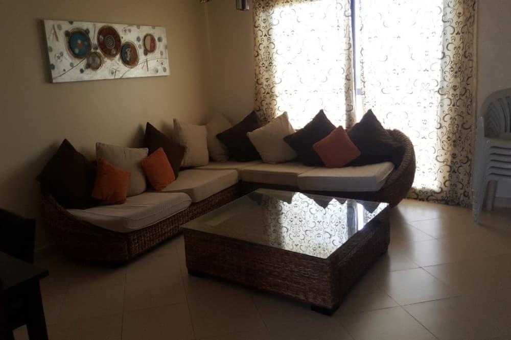 Lägenhet Comfort - 2 sovrum - Vardagsrum
