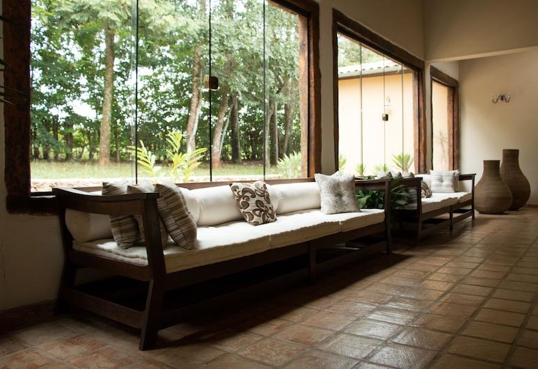 Pousada Villa Saint Joseph, Tiradentes, Zitruimte lobby