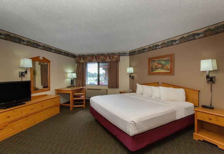 Cobblestone Hotels & Suites – Ladysmith, Ladysmith, Oda, 1 En Büyük (King) Boy Yatak, Engellilere Uygun, Jakuzi, Oda