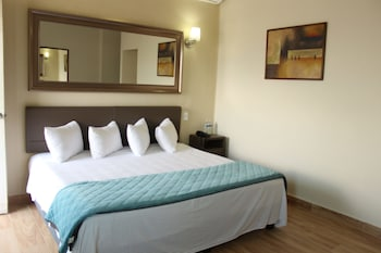 Nuotrauka: Hotel Plaza del Arco Express, Monterėjus