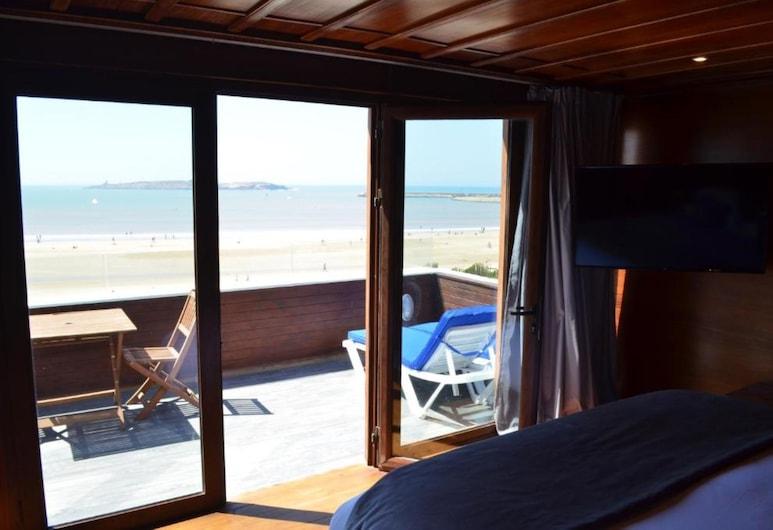 Hotel Coté Océan Mogador, Essaouira, Pamatklases numurs, Viesu numura skats