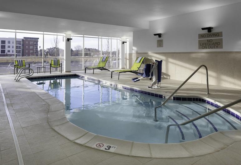 SpringHill Suites by Marriott Denver Tech Center, Greenwood Village, Εσωτερική πισίνα