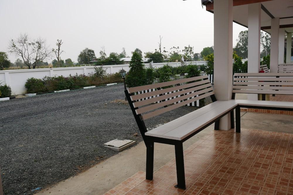 Deluxe-værelse - Terrasse/patio