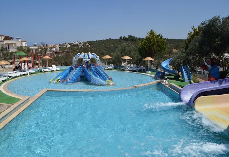 Zeytin Apart Otel & Aquapark, Aivalikas
