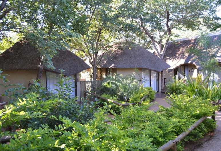 Chobe Sunset Chalets, Kasane, Terrenos del establecimiento