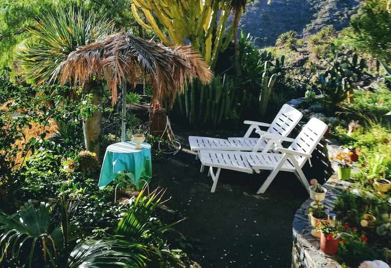 House With one Bedroom in Vallehermoso, With Wonderful Mountain View, Furnished Garden and Wifi - 3 km From the Beach, Vallehermoso