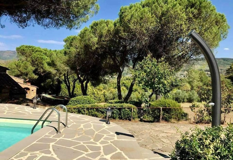 Villa With 4 Bedrooms in Arezzo, With Private Pool, Furnished Terrace and Wifi, Arezzo, Baseinas