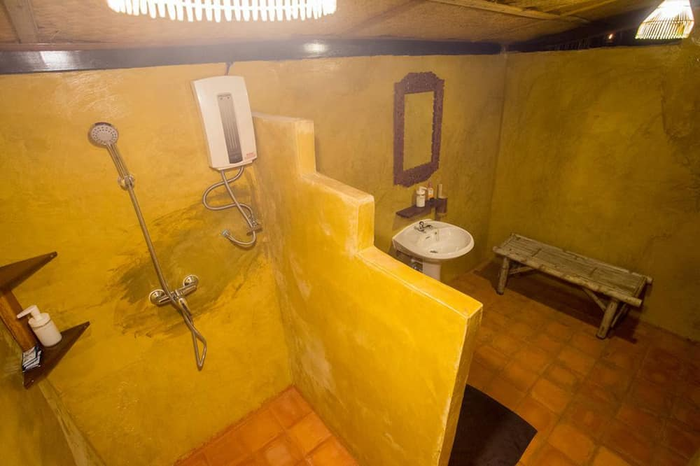 Standard Double Bungalow with Private Bathroom  - Bathroom