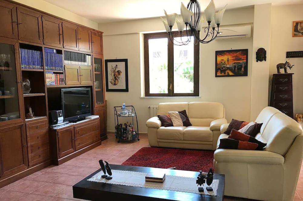 Villa - Vardagsrum