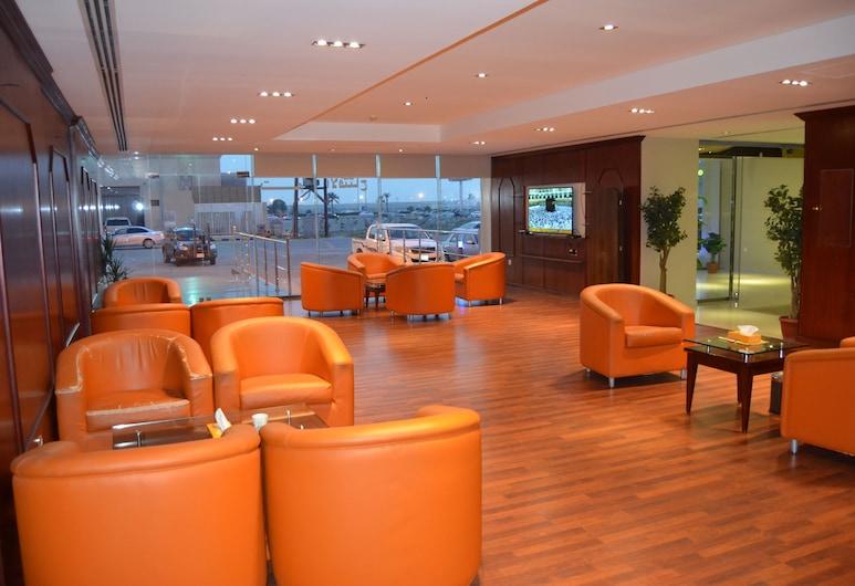 Al Narjes Hotel Suites Al Khobar, Al Khobar, Poilsio zona vestibiulyje