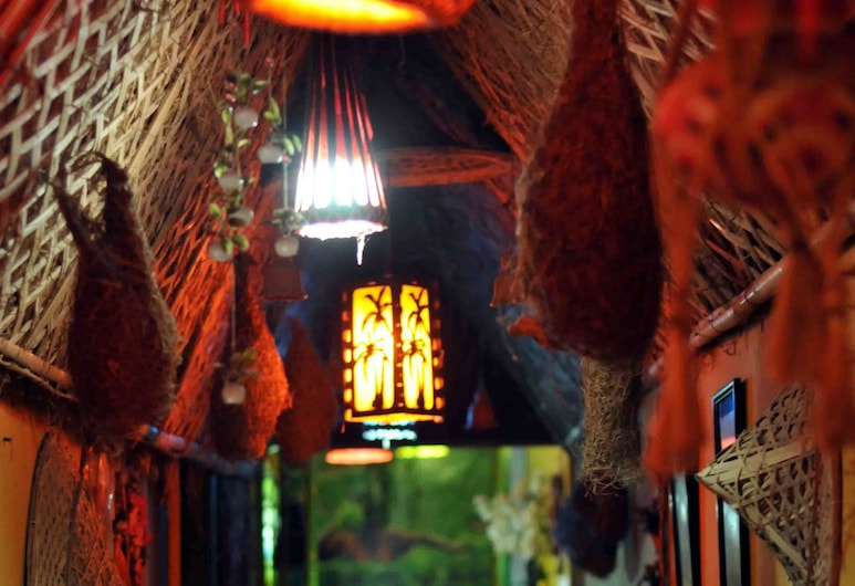 Green Leaf Guest House, Sreemangal, บริเวณประตูทางเข้า