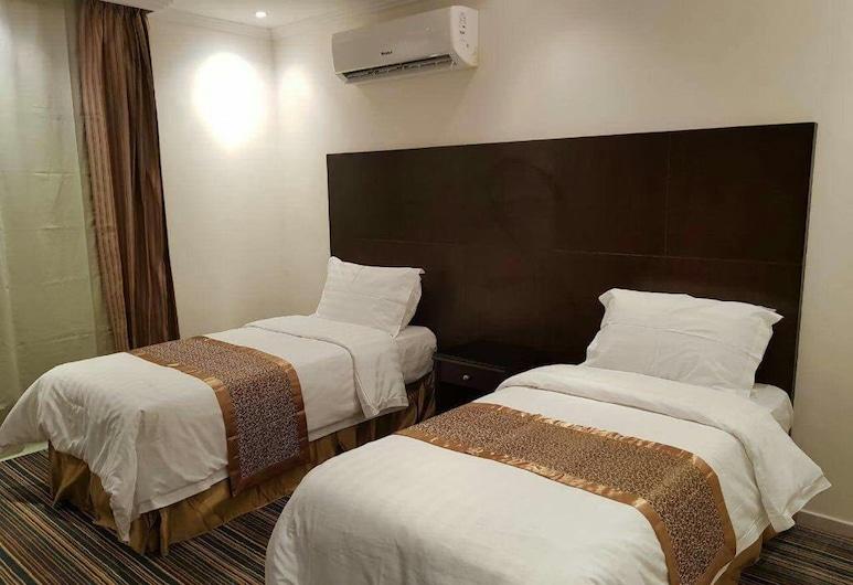 Sadeem Hotel Suites 2, Джедда, Люкс, 2 спальни, Номер
