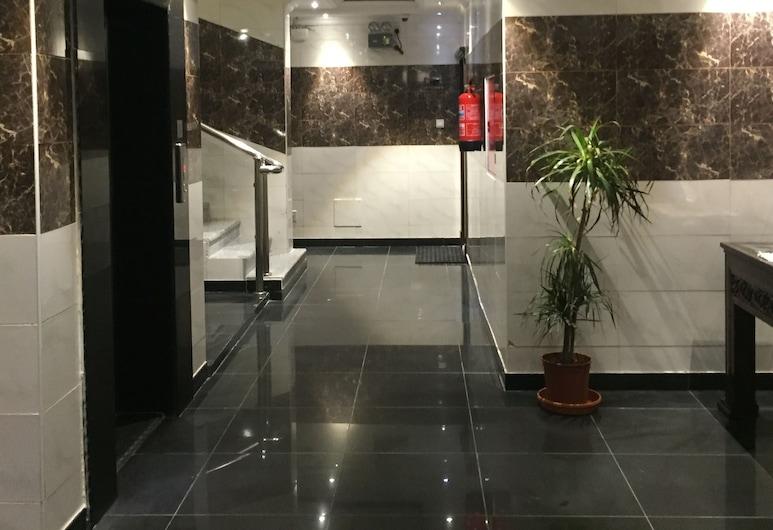 阿尔法哈曼公寓酒店, Al Khobar, 走廊