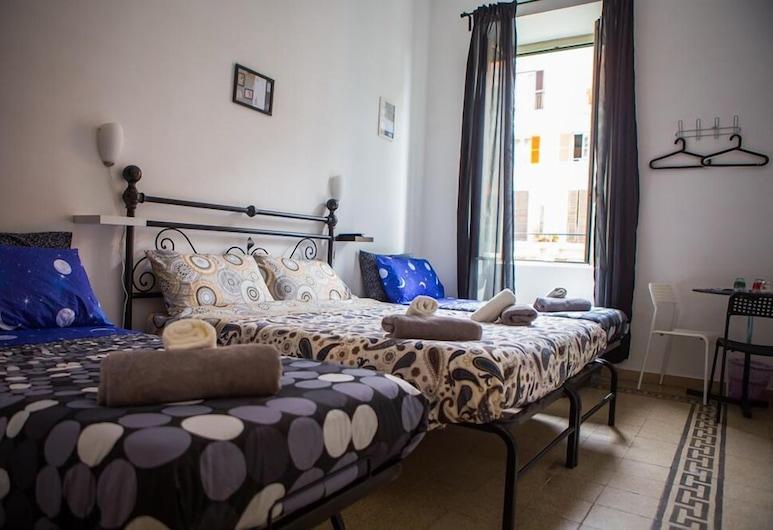 La Residenza City, Rome, Exclusive Quadruple Room, Guest Room