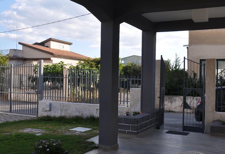 艾莉卡塔文托住宅家庭旅馆, Licata, 露台