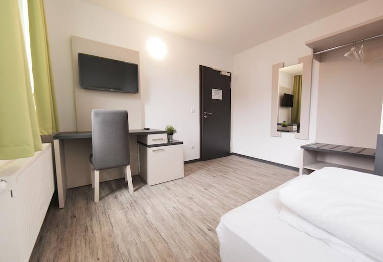 Bestprice Hotel Eschweiler, Eschweiler, Standard Single Room, Private Bathroom, Guest Room