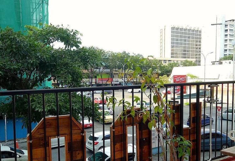 HOOD - Hostel, Kota Kinabalu, Hiên