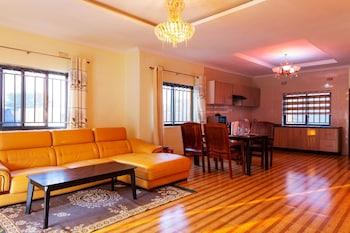 ภาพ Exquisite Modern Apartment in Lusaka ใน ลูซากา