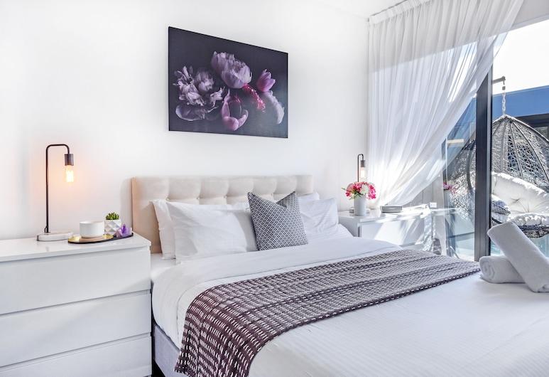 رومرانج آت ريان آند ليفيسون 3, نورث ميلبورن, شقة - غرفتا نوم, الغرفة