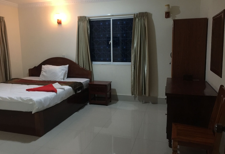 Hang Pich Airport Guesthouse, Phnom Penh, Doppelzimmer, Zimmer